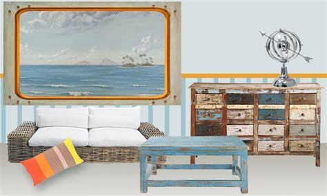 canapé maisons du monde le belmon déco déco bord de mer les vacances toute