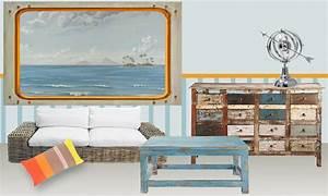 Deco Chambre Bord De Mer : d co maison bord de mer ~ Teatrodelosmanantiales.com Idées de Décoration
