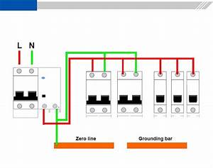 Earth Leakage Circuit Breaker Wiring Diagram