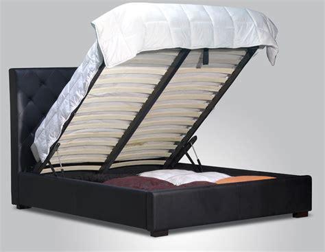 storage bed yoshi size w storage modern style platform bed set