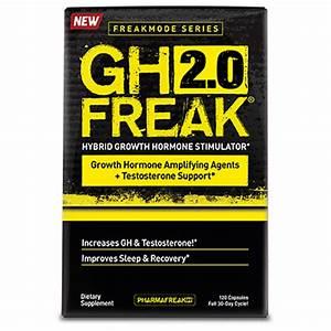 Pharmafreak Gh Freak 2 0 120 Caps
