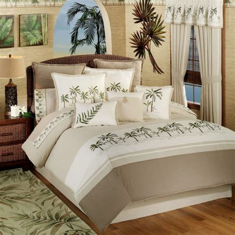 tropical comforter sets bedroom bring summer spirit into the bedroom by using