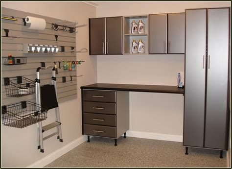 Home Depot Cabinets Garage by White Garage Cabinets Home Depot Home Design Ideas