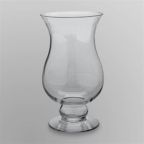 large glass hurricane ls large fluted glass hurricane food grocery air