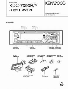 For A Kenwood Kdc Mp142 Wiring Diagram
