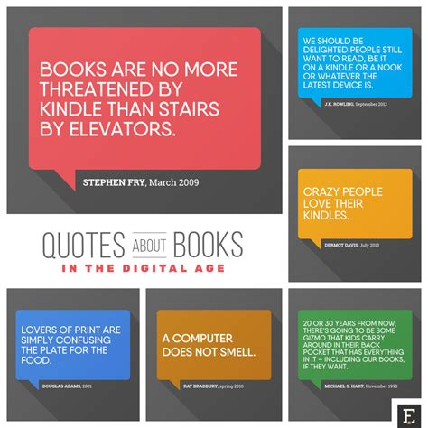 interesting quotes  books   digital age