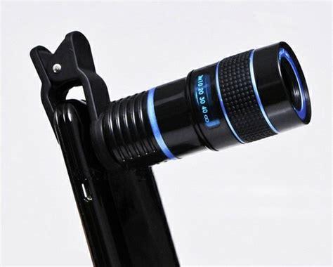 cell phone lens universal optical telescope 8x zoom lens for mobile phone