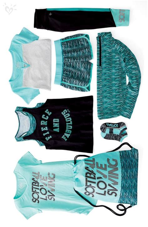 An all-star lineup of made to match activewear! | Justice | Pinterest | Lineup Activewear and Star