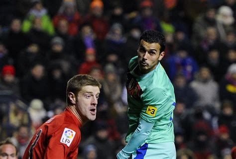 FC Barcelona: Pedro Plays His 150th Match in UEFA ...