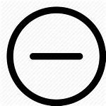 Subtract Icon Symbol Icons Library Signs