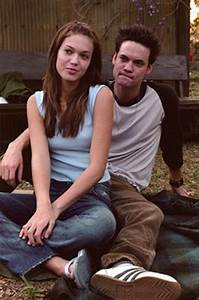 Mandy moore, Shane west and Walk to remember on Pinterest
