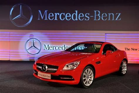 The 3rd generation slk is a front engine rear wheel drive compact luxury roadster that was originally introduced by mercedes in 1996 to slot in below the more premium. Mercedes-Benz India to hike prices from Jan
