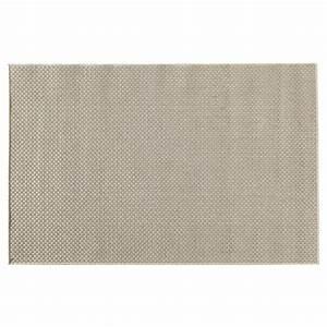 tapis d39exterieur en polypropylene 180 x 270 cm dotty With tapis polypropylène extérieur