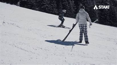 Stability Experience Fun Staki Skis Downhill Controls