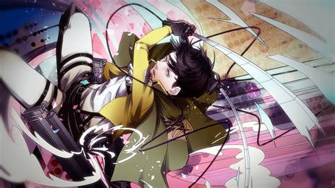 levi kenny ackerman attack  titan shingeki  kyojin