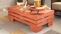 diy coffee table plans 101 Simple Free DIY Coffee Table Plans