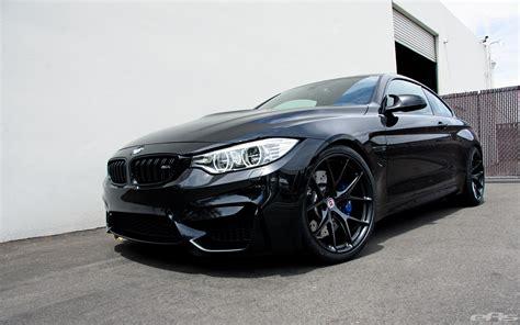 bmw black black sapphire bmw m4 with matte black hre wheels