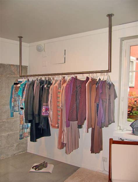 Kleiderstange Der Decke by Kleiderstange Der Decke Wohn Design