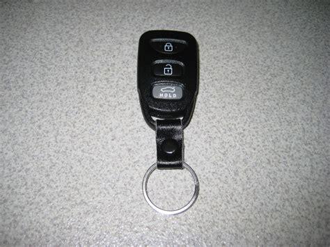 2011 Hyundai Santa Fe Key Fob