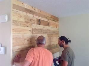 Planche De Bois Pour Mur Intérieur : projets d coratifs alexie au quotidien ~ Zukunftsfamilie.com Idées de Décoration