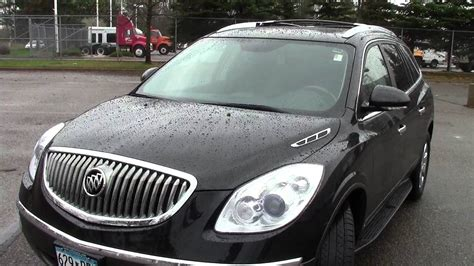 2009 Buick Enclave by 2009 Buick Enclave Cxl Awd