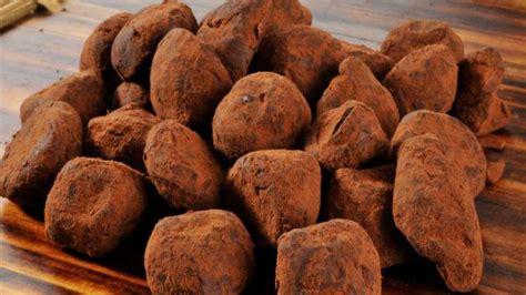 recette truffes au chocolat noir recette az