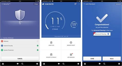 clean master for android tablet clean master 5 4 1 apk optimizer for android 2