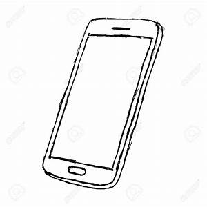 Mobile Drawing At Getdrawings