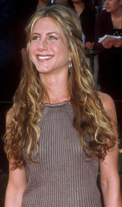 hairstyle evolution  jennifer aniston jen  jennifer