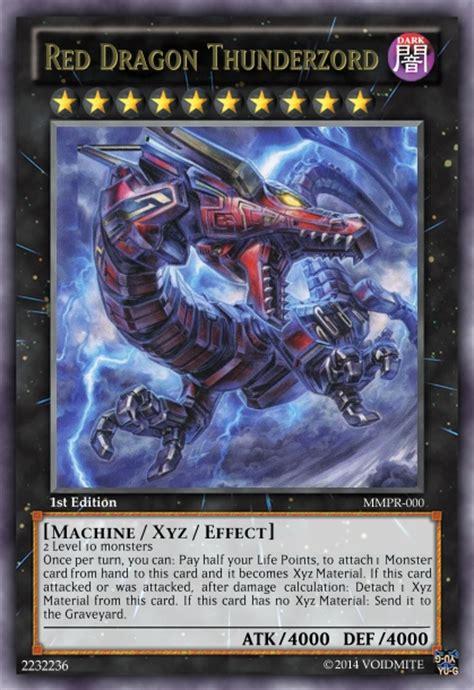 red dragon thunderzord serpentera casual card design