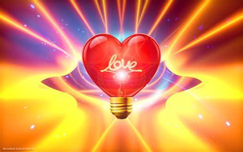 unieke liefde achtergronden met liefdes hartjes mooie