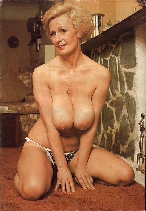 Pat Wynn Aka Auntie Jane English Big Bust Model From The S Porno Pics