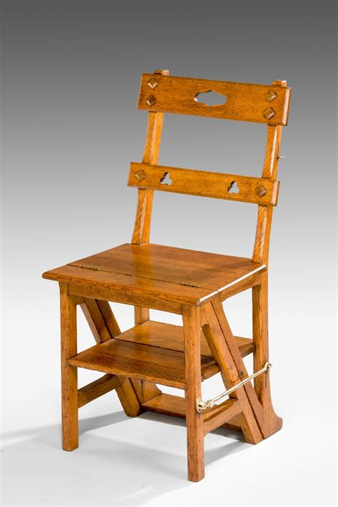 library step stool chair uk image mag