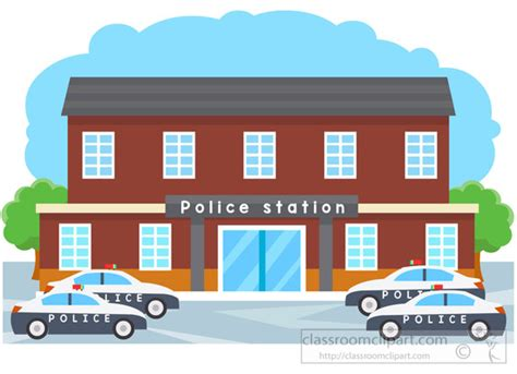 Cop Clipart Police Station Free collection | Download and ...