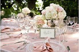 Nappe Rose Poudré : plusieurs id es de d coration de mariage en rose gold ~ Teatrodelosmanantiales.com Idées de Décoration