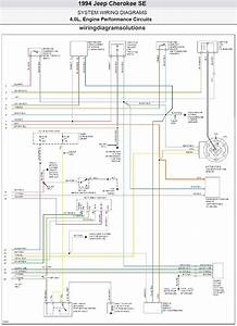 1993 Jeep Radio Wiring Diagram