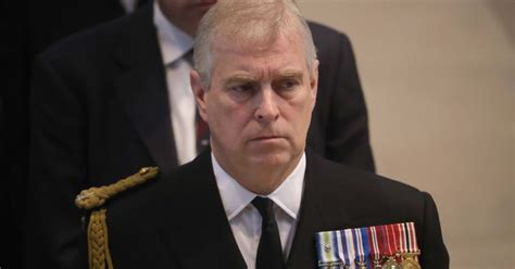 Prince Andrew's masseuse says he stepped out of bathroom ...