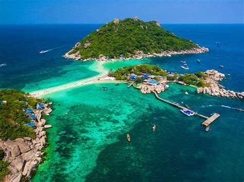 nang yuan island resort diving resort andaman sea thailand