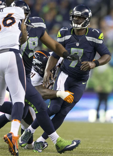 reaction mixed results  seahawks preseason opener
