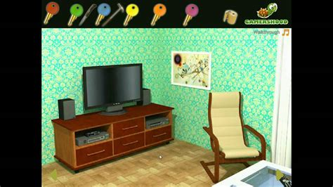 Living Room Escape Walkthrough by Ordinary Living Room Escape Walkthrough