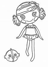 Lalaloopsy Coloring Pages Printable La Sheets Loopsy Lalaoopsy Print Printables Mermaid Popular Coloriage Books Coloringhome Depuis Enregistree Fr sketch template