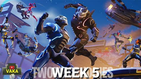 Fortnite Battle Royale Week 5 & 6 Backgrounds Leaked