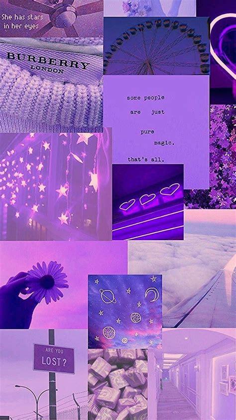 wallpaper aesthetic ungu dinding gambar fotografi warna