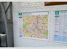 UBahn Paris Der aktuelle MétroPlan mit allen Infos