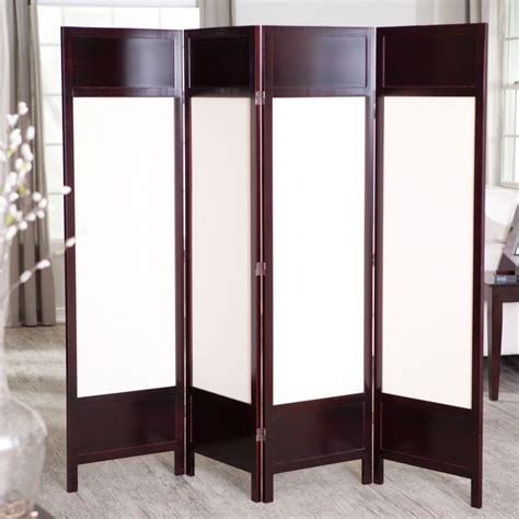 panels for ikea 24 best room dividers screens made from canvas wood