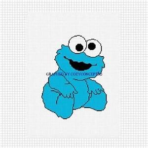 baby cookie monster | Tattoo | Pinterest | Shops, Cross ...