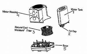 Honeywell Humidifier Parts