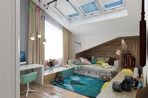 Smart And Sassy Bedrooms : 24+ Modern Kids Bedroom Designs, Decorating Ideas