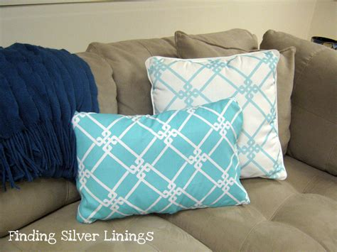 sewing pillow covers how to make no sew removable pillow covers finding