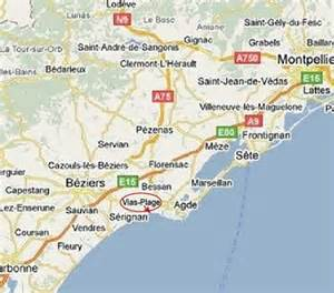 Meteo A Vias by Appartements Et Villas 224 Vias Plage Sandoz Location
